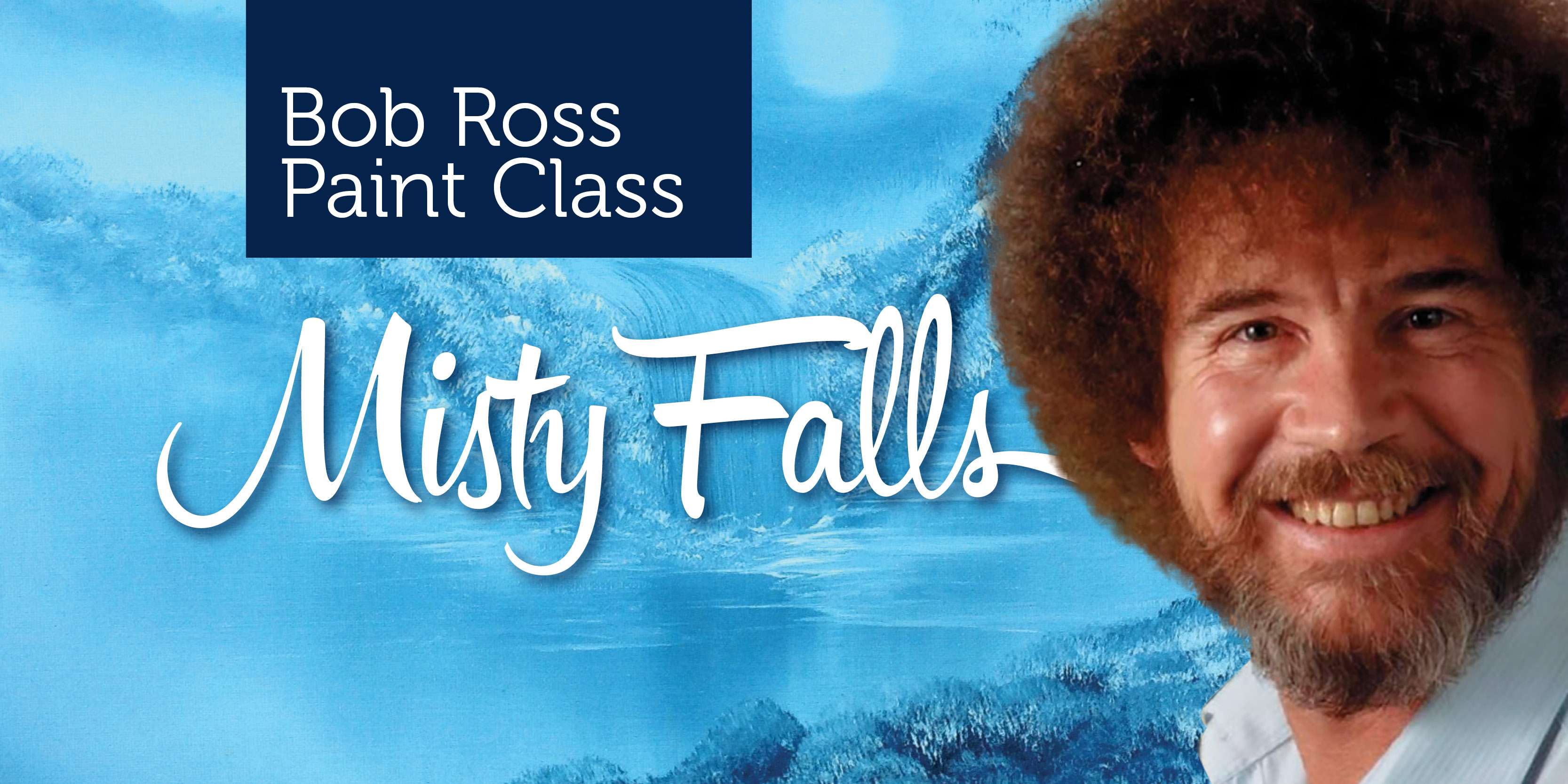 Bob Ross Paint Class | Town of Lincoln