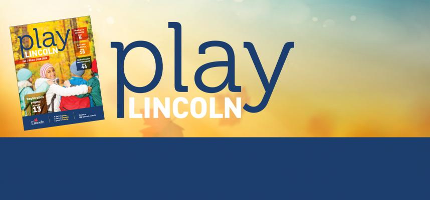 Play Lincoln Banner
