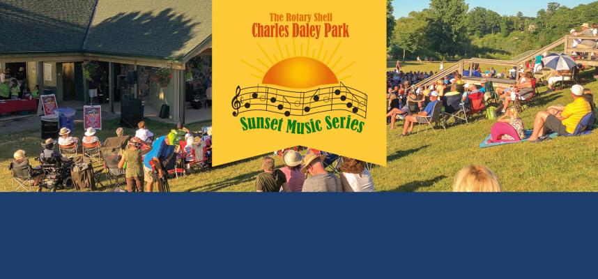Sunset Music Series Web Banner