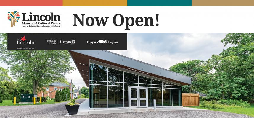 Museum Opening July 24