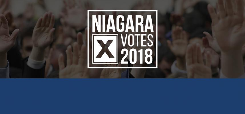 banner promoting link to page with unofficial 2018 election results