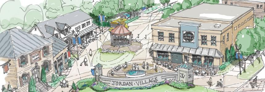 Jordan Village Improvement