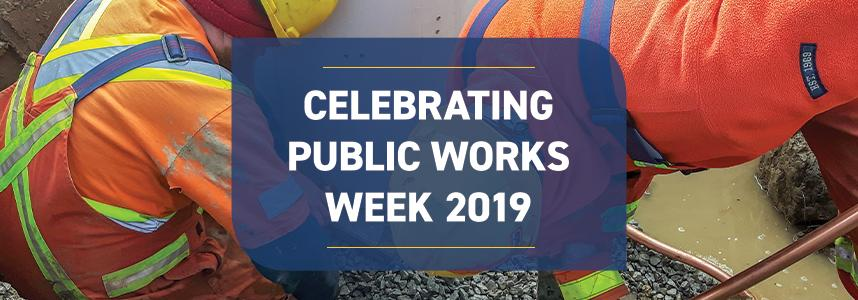 image showing public works week 2019
