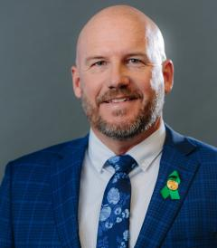 head shot of Councillor Reimer