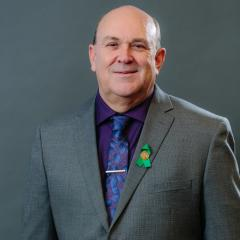 head shot of Councillor Brunet